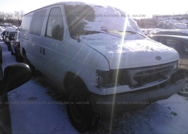 Inventory #882887902 2001 FORD ECONOLINE