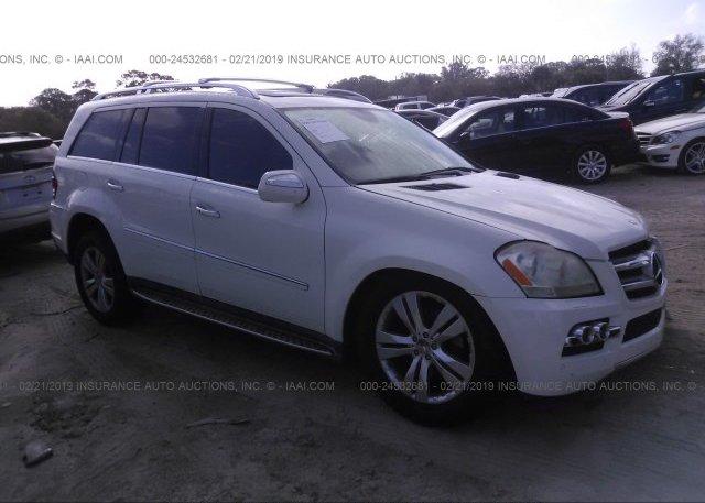 Inventory #839520997 2010 Mercedes-benz GL