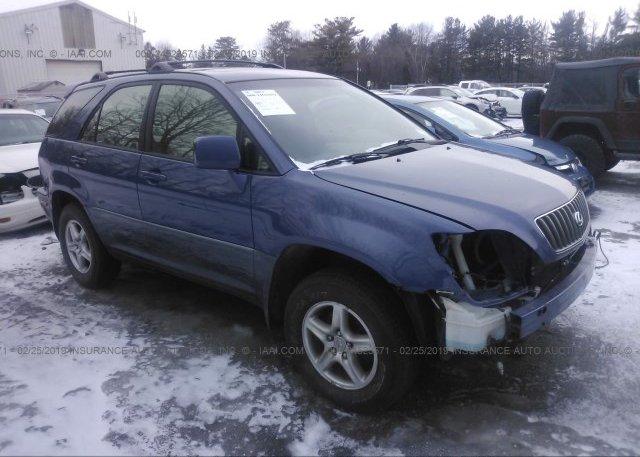 Inventory #574479715 2000 Lexus RX