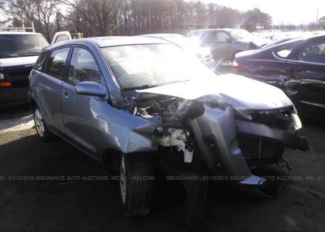 Inventory #612416277 2006 Toyota COROLLA MATRIX