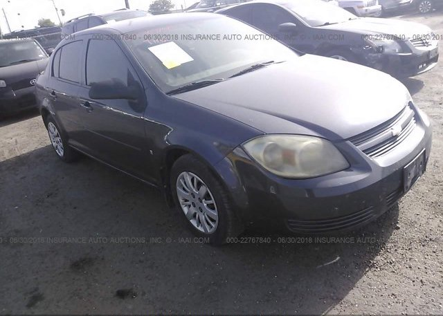 Inventory #121222138 2009 Chevrolet COBALT