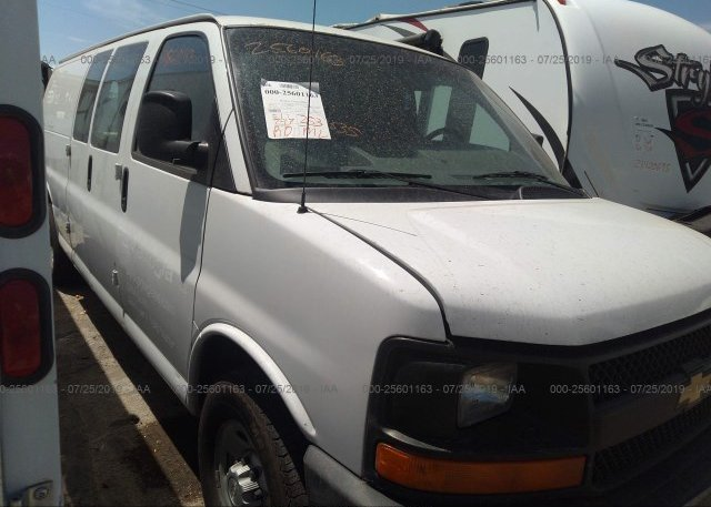 Inventory #796073627 2015 Chevrolet EXPRESS G2500