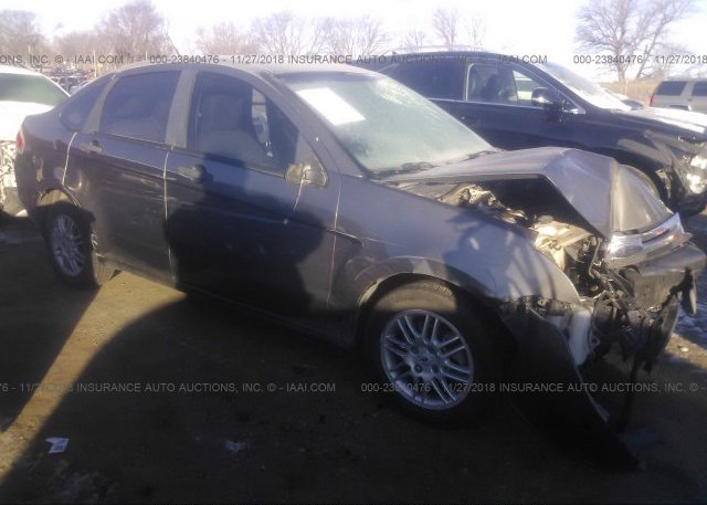 Inventory #158414176 2010 FORD FOCUS