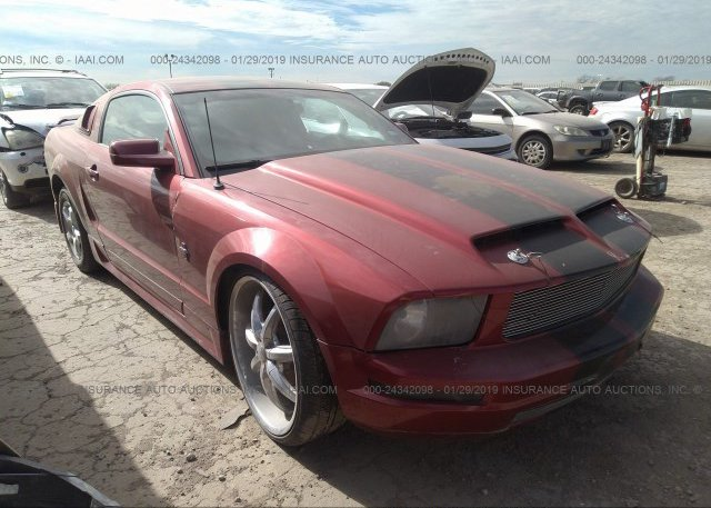 Inventory #443246334 2006 FORD MUSTANG