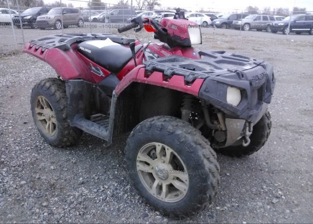 Inventory #593979153 2009 Polaris SPORTSMAN