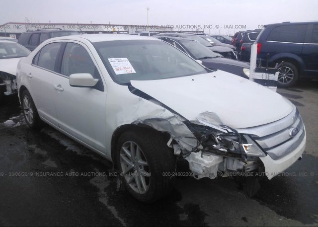 Inventory #265449095 2012 FORD FUSION