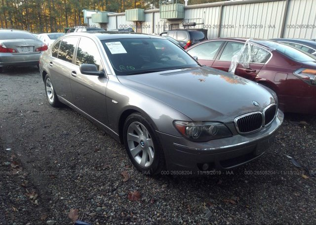 Inventory #331965466 2007 BMW 750