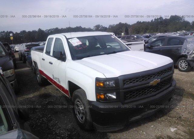 Inventory #487101832 2015 Chevrolet SILVERADO