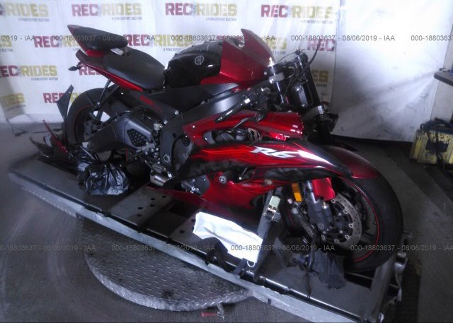 Inventory #441241181 2011 Yamaha YZFR6