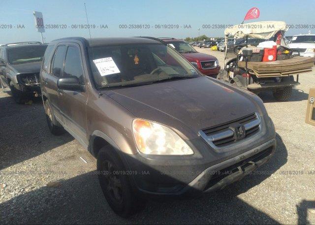 Inventory #497505618 2004 Honda CR-V