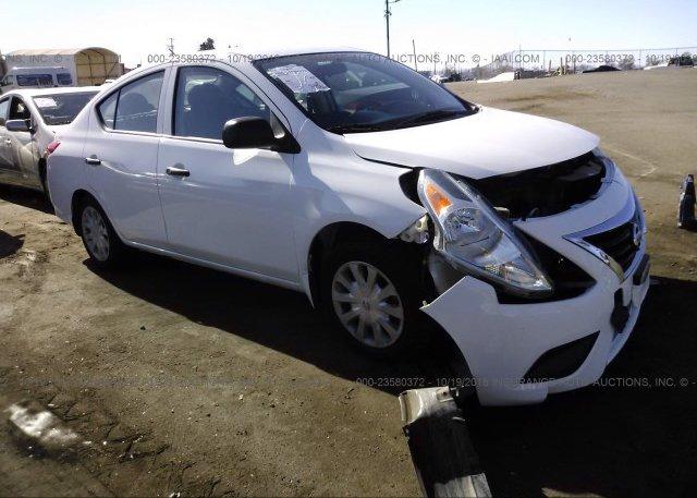 Inventory #543135070 2015 Nissan VERSA