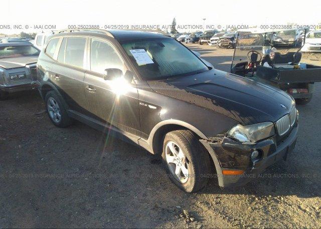 Inventory #264312871 2007 BMW X3