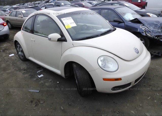 Inventory #518557088 2006 Volkswagen NEW BEETLE