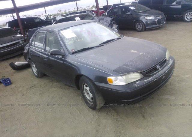 Inventory #988742749 1999 Toyota COROLLA