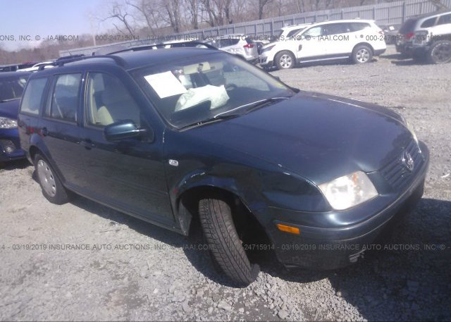 Inventory #644333574 2002 Volkswagen JETTA