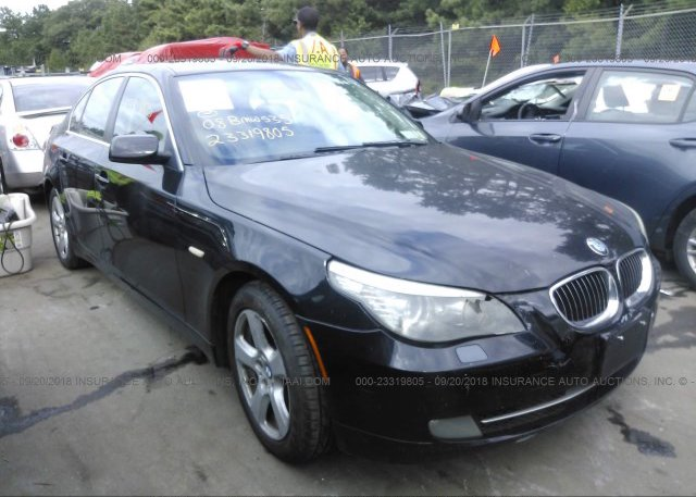 Inventory #834100005 2008 BMW 535