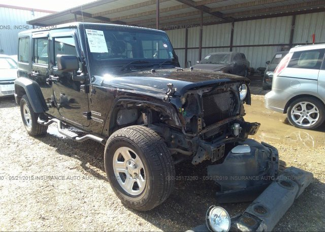 Inventory #755422237 2016 JEEP WRANGLER UNLIMITE