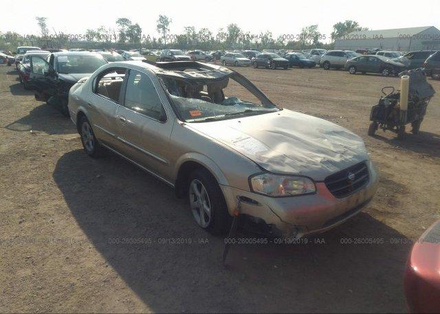 Inventory #707022357 2000 Nissan MAXIMA
