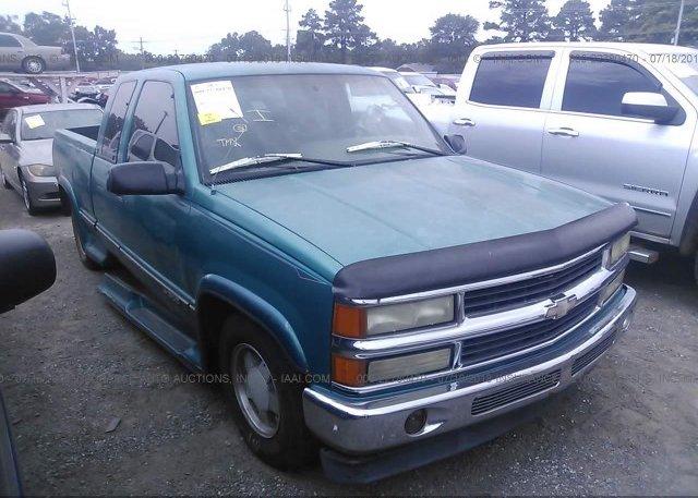 Inventory #340340335 1995 Chevrolet GMT-400