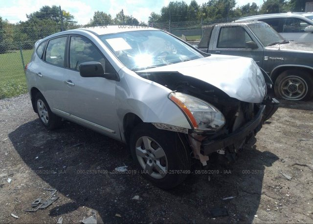 Inventory #158118955 2012 Nissan ROGUE