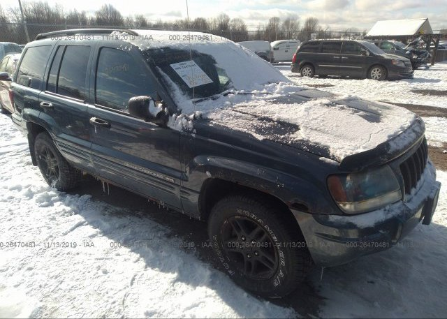 Inventory #388589130 2004 JEEP GRAND CHEROKEE