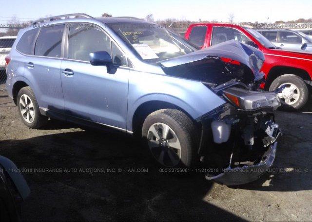 Inventory #148386140 2018 Subaru FORESTER