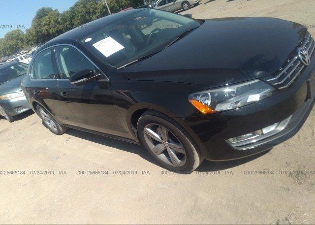 Inventory #499691950 2015 Volkswagen PASSAT