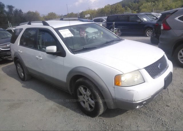 Inventory #195343987 2007 FORD FREESTYLE