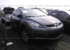 2008 Mazda CX-7 - JM3ER29L680172394 Left View