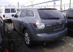 2008 Mazda CX-7 - JM3ER29L680172394 [Angle] View