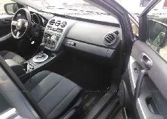 2008 Mazda CX-7 - JM3ER29L680172394 close up View