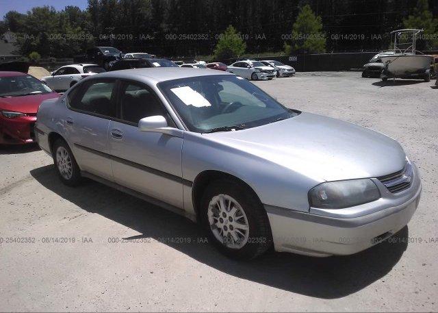 Inventory #435593637 2005 Chevrolet IMPALA