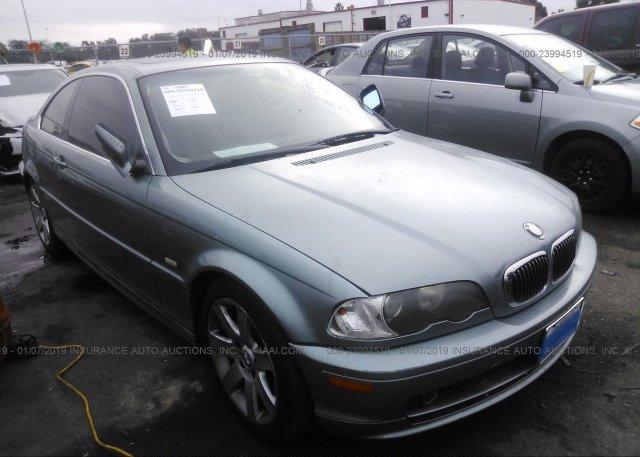Inventory #451261946 2002 BMW 325