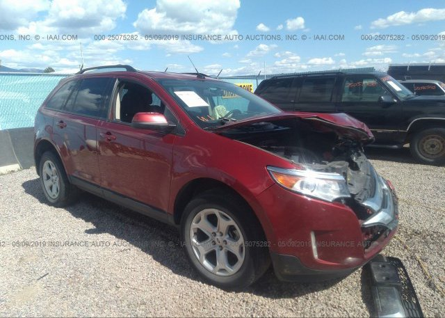 Inventory #865830262 2013 FORD EDGE