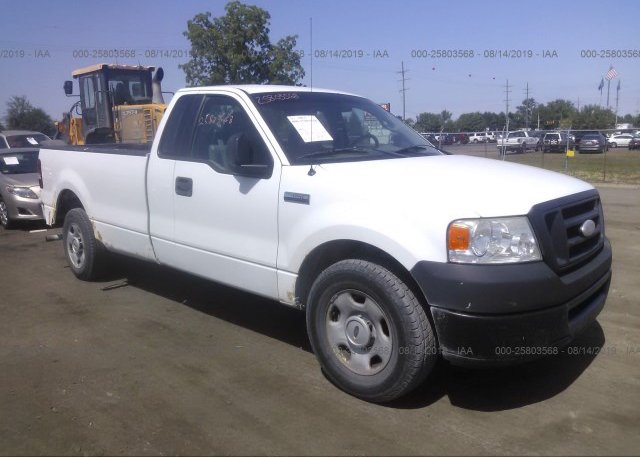 Inventory #942863242 2006 FORD F150