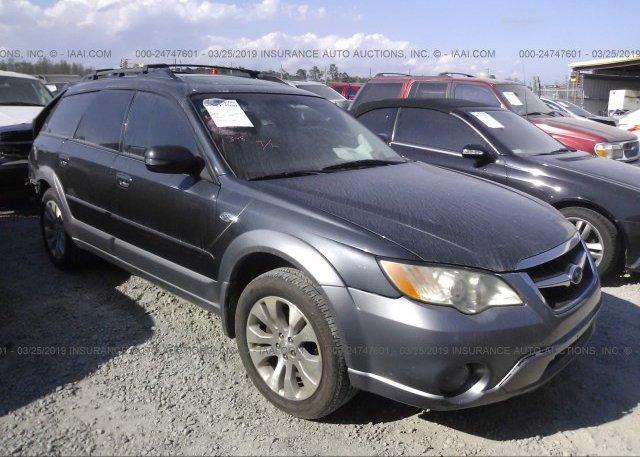 Inventory #520665389 2008 Subaru OUTBACK