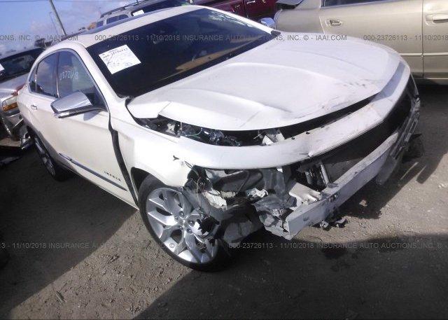 Inventory #665042157 2014 Chevrolet IMPALA