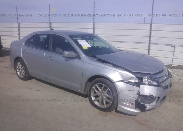 Inventory #161354817 2012 FORD FUSION