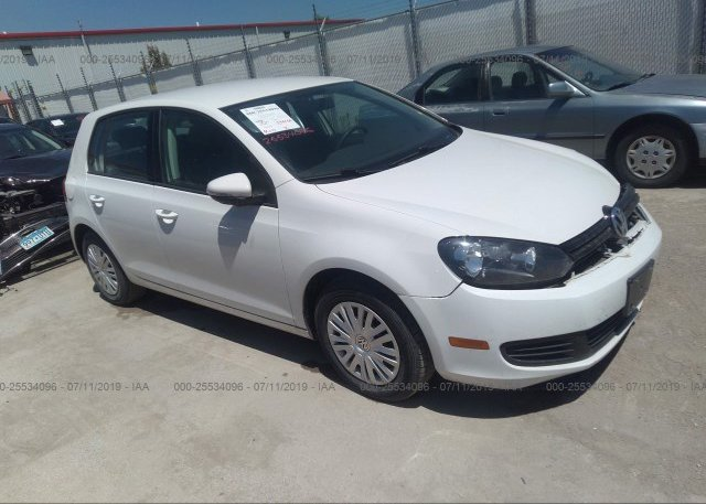Inventory #182088594 2010 Volkswagen GOLF