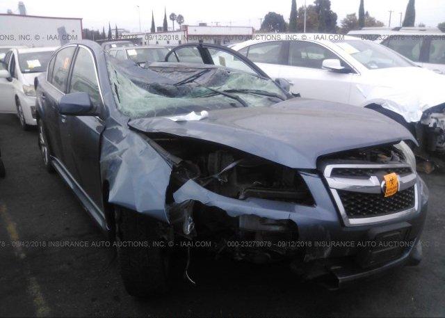 Inventory #703840120 2014 Subaru LEGACY