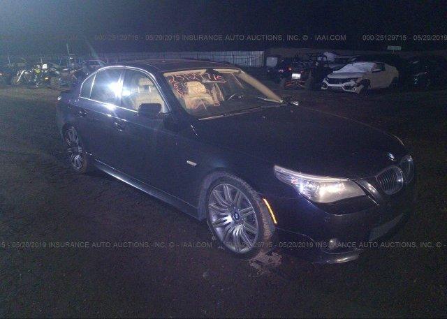 Inventory #692333663 2008 BMW 550