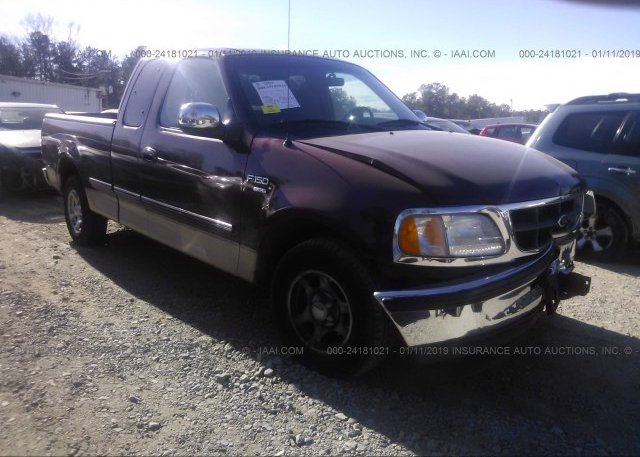 Inventory #585322884 1998 FORD F150