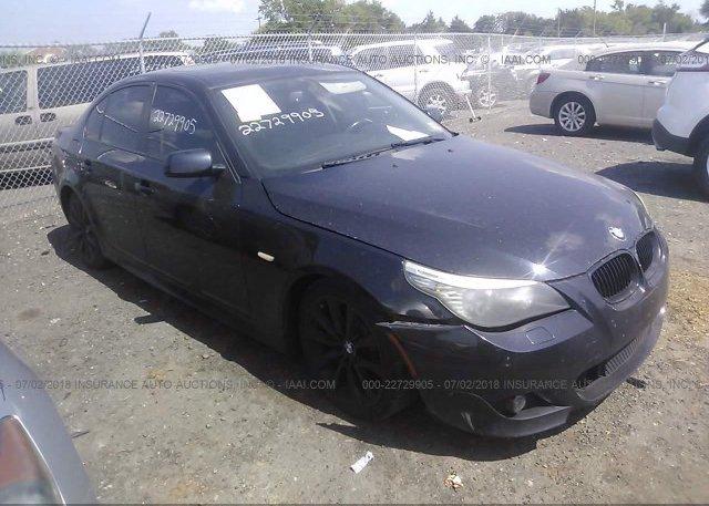 Inventory #887107763 2008 BMW 550
