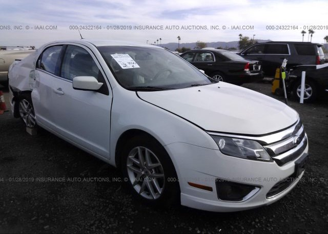 Inventory #750098128 2012 FORD FUSION