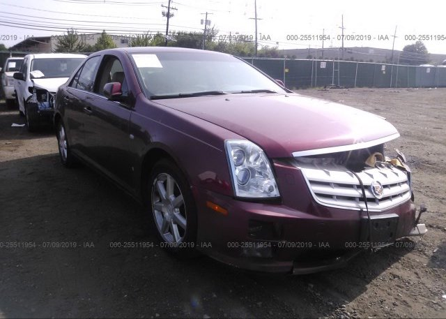 Inventory #295730697 2006 Cadillac STS