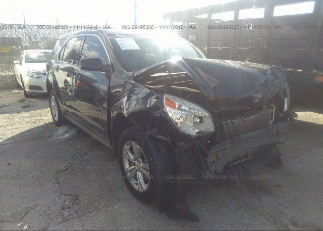 Inventory #543097463 2013 Chevrolet EQUINOX