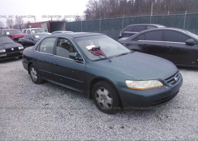 Inventory #911561168 2002 Honda ACCORD