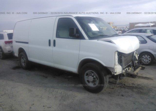 Inventory #893418467 2013 Chevrolet EXPRESS G2500