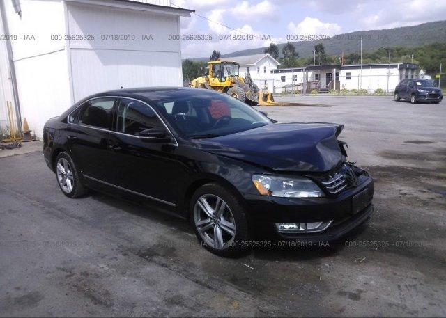 Inventory #440293980 2014 Volkswagen PASSAT