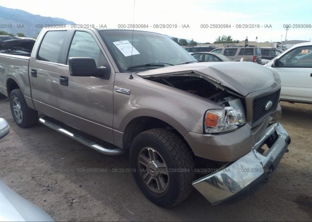 Inventory #224599789 2006 FORD F150
